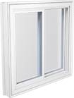Single and double sliding windows