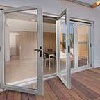 Overture folding patio door